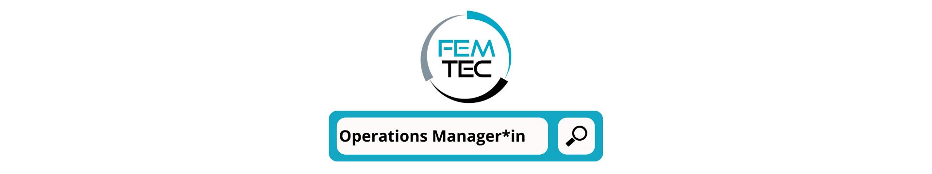 Femtec News - Neue Stellenausschreibung
